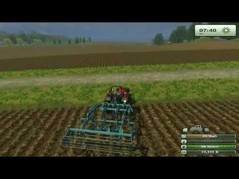 Farm simulator Saturday new DEERE map