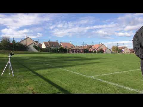 4ème but de Champs (4-1) lors du match Champs sur Marne contre Pommeuse (4-1) (05-11-2017)