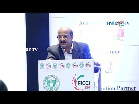 Venkateshwar Rao about I-Telangana 2017