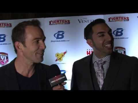 Comedian & Actor Bryan Callen Says Ronda Rousey is Most Exciting Fighter & Admiration for Fighters