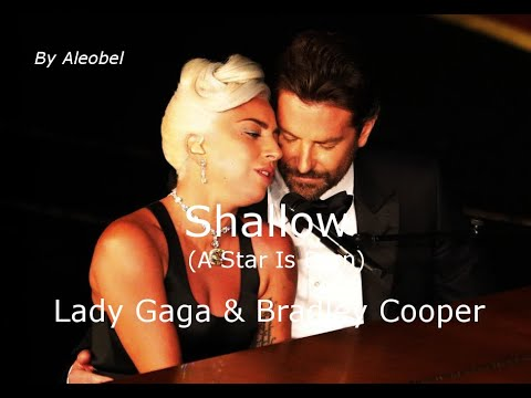 Lady Gaga & Bradley Cooper 💗 Shallow (A Star Is Born) ~ Lyrics + Traduzione in Italiano