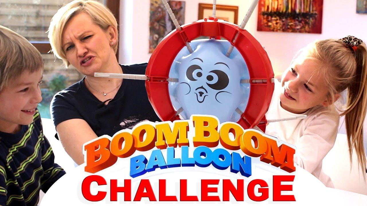 Boom Boom Balloon - Challenge, Spin Master