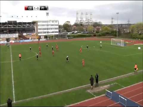 Gap Connah's Quay 2-0 Port Talbot Town