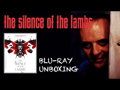 The SILENCE Of The LAMBS Criterion Blu-ray Unboxing!