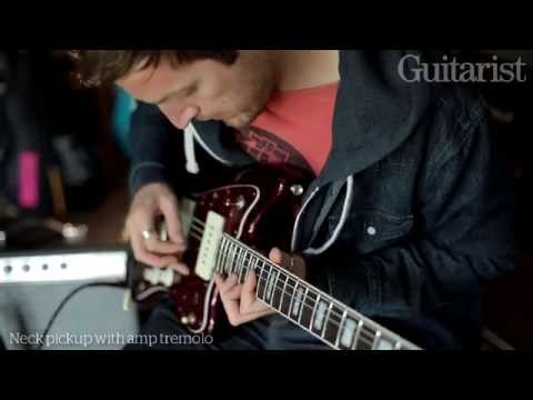 Fender Troy Van Leeuwen Jazzmaster electric guitar review demo