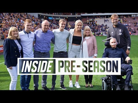 Inside Pre-Season: Bradford 1-3 Liverpool | An emotional day as the Reds travel to Bradford
