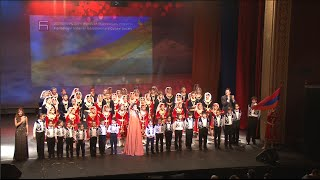 Concert commemorating 100th Anniversary Of Armenian Genocide with Nune Yesayan and Sibil