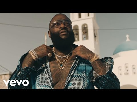 Rick Ross – Santorini Greece