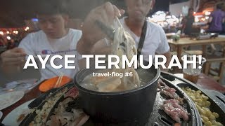 Video MUKBANG STREET BBQ SAMPAI GILA, CUMAN BAYAR 100.000!! - BangkokFoodHunt #4 MP3, 3GP, MP4, WEBM, AVI, FLV April 2019