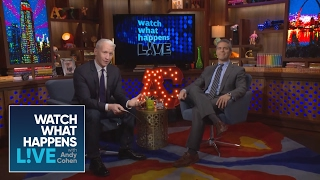 Video Anderson Cooper Grills Andy Cohen in a Special One-on-One Interview | WWHL MP3, 3GP, MP4, WEBM, AVI, FLV Januari 2018