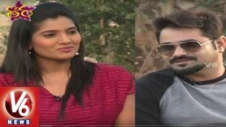 jabardasth fame chalaki chanti in special chit chat taara v6 news