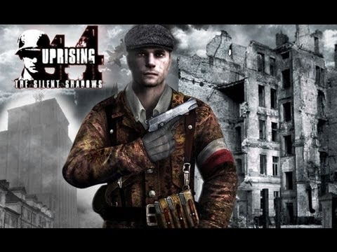 uprising 44 the silent shadows pc -full game.crack.1 dvd-reloaded