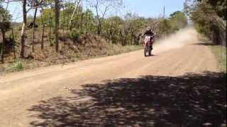 5. CRF 450 TOP SPEED