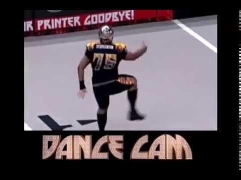 フットボール選手のハイレベルなダンスがヤバい!