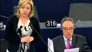 Elena Valenciano contra el Frente Nacional Francés por calificar como «VENENO» al colectivo LGTB