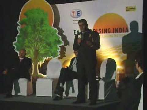 Mr. Ramesh Iyer - TiE Summit.wmv