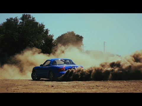 12-Year-Old Stunt Driver Teaches Drifting