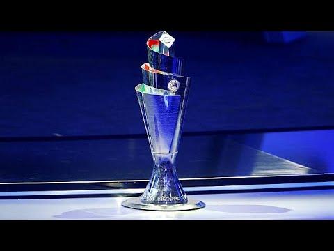 UEFA Nations League: Οι αντίπαλοι Ελλάδας και Κύπρου