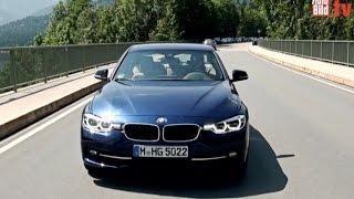 Erste Fahrt im BMW 3er Facelift (2015)