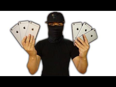 NTN - Trò Đùa Trộm Cửa Hàng Iphone Và Cái Kết ( Burglar Iphone Prank ) (видео)