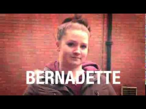 Bernadette's Story: 60 Second Profiles