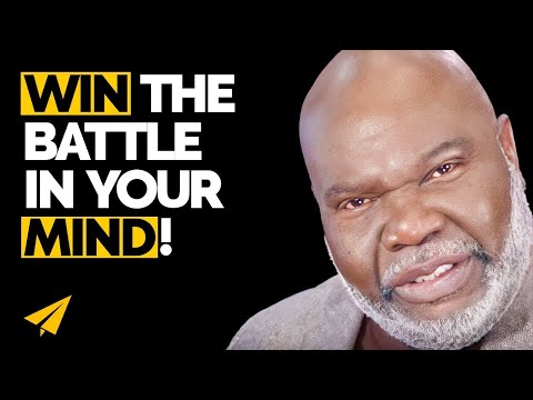 A SETBACK is a SETUP for a COMEBACK! | Bishop T.D. Jakes | Top 10 Rules