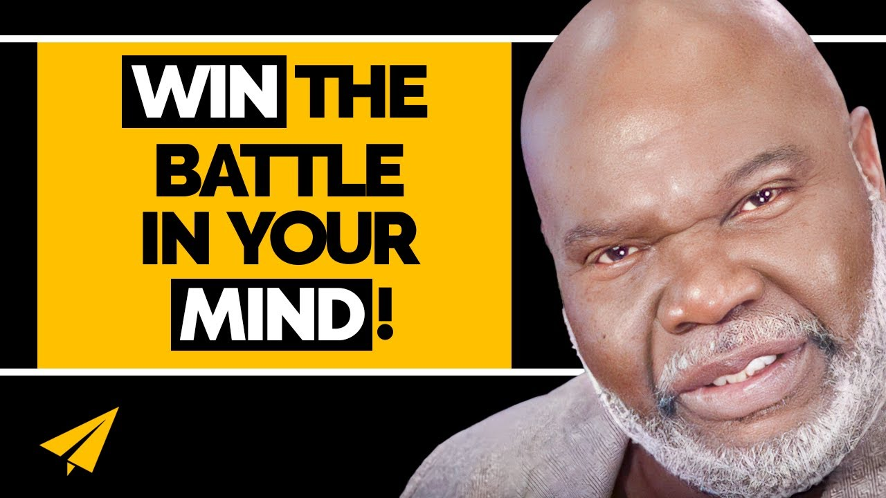 Bishop T.D. Jakes's Top 10 Entrepreneurship Rules for Business and Success