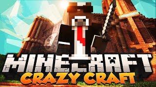 """Minecraft """"DRAGON ARMY"""" - CRAZY CRAFT Modded Survival - Ep. 18.75 ( Minecraft Crazy Craft )"""