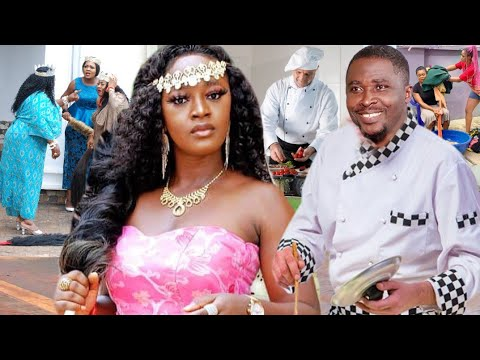 The Arrogant Beautiful Princess and The Humble Palace Chef 9- 2020 Latest Nigerian Nollywood Movie