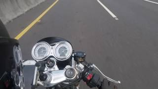 3. 2017 Triumph Thruxton R top speed