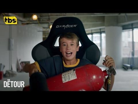 The Detour Season 2 Teaser 'Fun Being Weird'