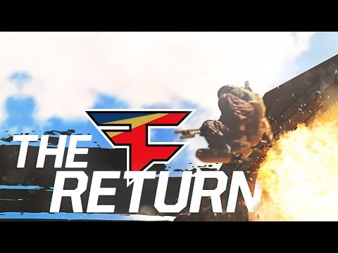 FaZe Clan: #TheReturn Teamtage