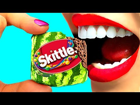 6 Funny School Chocolate Candy Prank War! Who Will Win?
