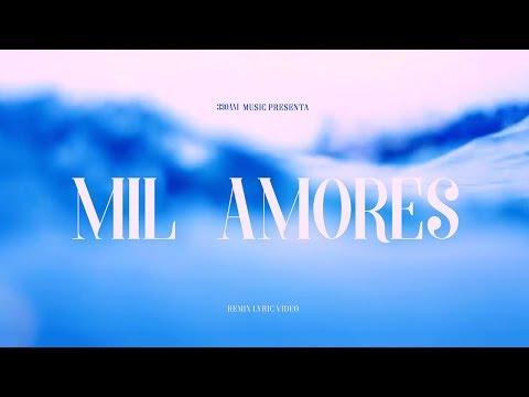 330AM - Mil Amores. Giandari Remix ( Lyric Video )