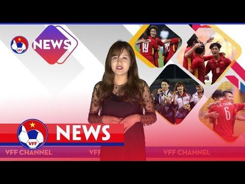 VFF NEWS SỐ 14 | U18 VIỆT NAM RA QUÂN THÀNH CÔNG TẠI GIẢI U18 ĐNA