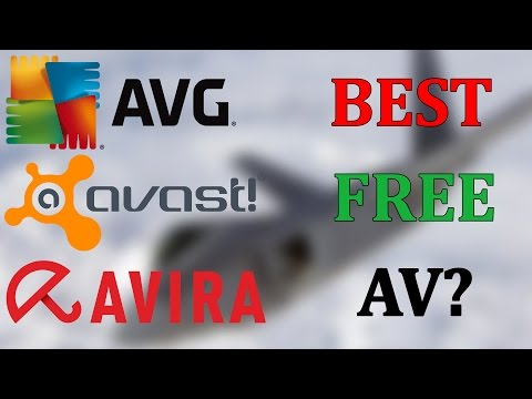 Avast vs AVG vs Avira: which is the best free antivirus?
