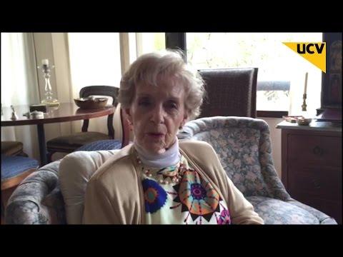 video Carmen Barros envía saludo a los seguidores de