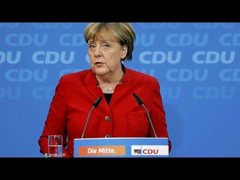 Υποψήφια καγκελάριος και το 2017 η Άνγκελα Μέρκελ