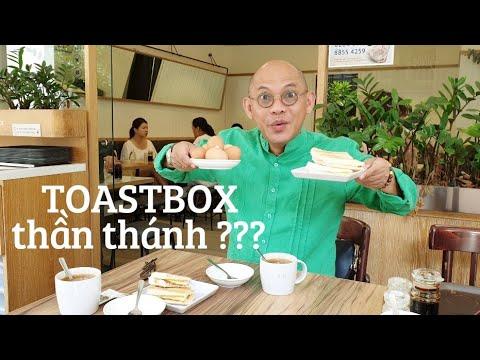 """Food For Good #390: Toast Box """"thần thánh"""" mà triệu triệu em mê là đây ! - Thời lượng: 26:13."""