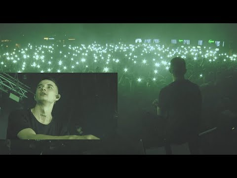 OBLADAET – Видеоотчет с концерта с Москве