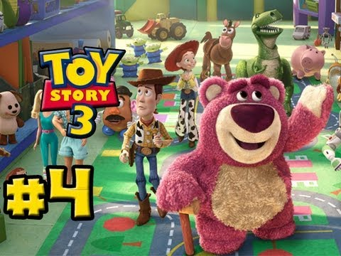 Videogame - Please leave a like if we get to 500 Likes that would be awesome :-) Time to dive into the toy box and have some fun. ===Awesome Sauce=== TOY STORY 3 THE VID...