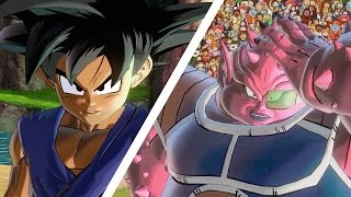 Dragon Ball Xenoverse 2: Dodoria VS Goku GT - Full Match (1080 60fps) by IGN