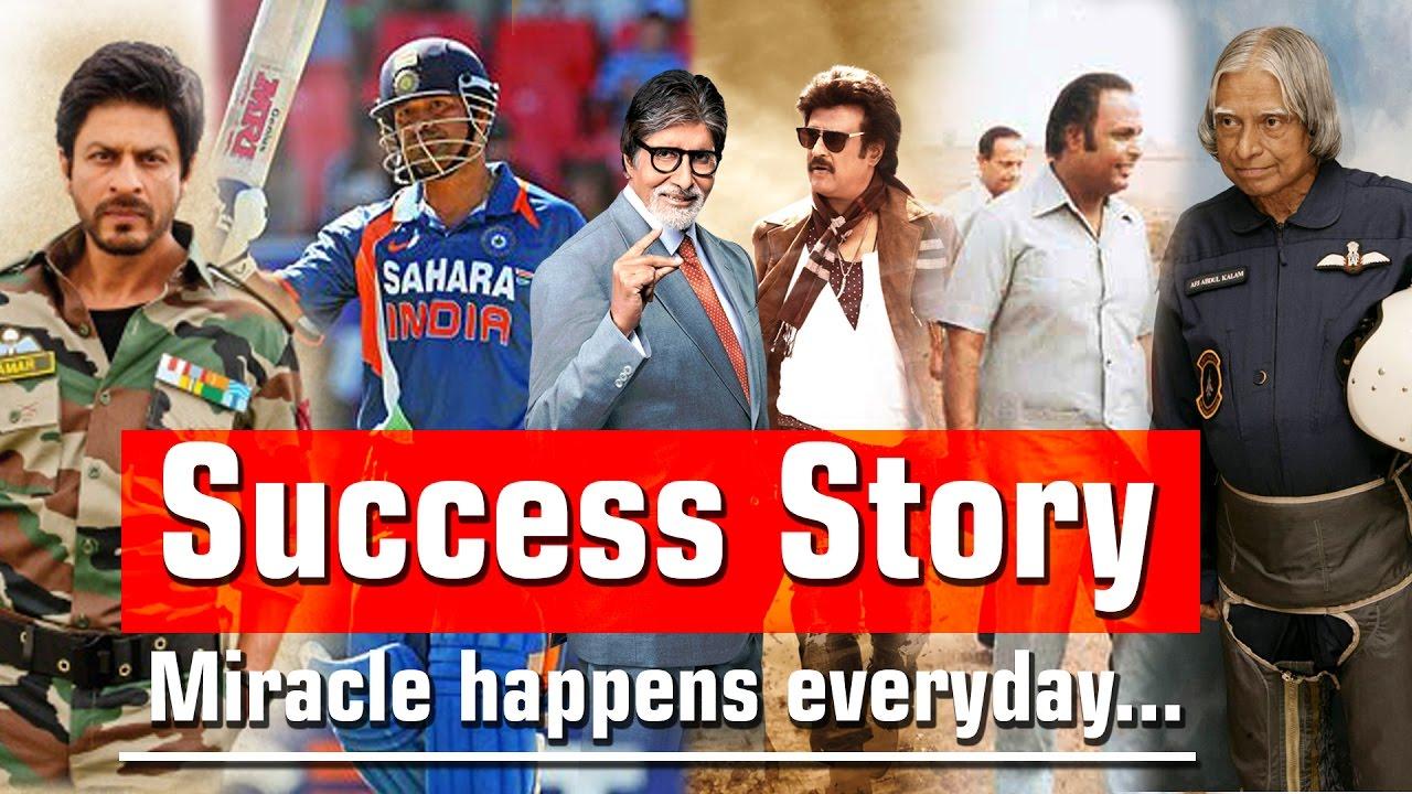 Best Motivational Video -Shahrukh,Sachin Tendulkar,Amitabh,Ambani,Rajnikanth,Abdul kalam