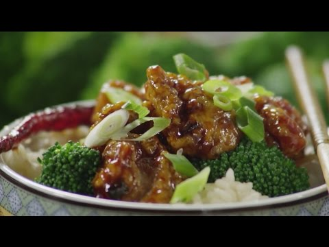 Chinese-Inspired Recipes – How to Make General Tso's Chicken