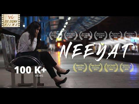 Award Winning Hindi Short Film - Neeyat | Strangers In The Night | Six Sigma Films