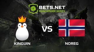 Kinguin vs NOREG, Bets.net Challanger Series