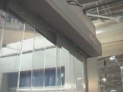 Auto BiFlex Door Video Image