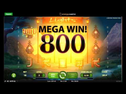 Online Slots with The Bandit - Big Catch, 4 Reel Kings and the Energy Casino Cash Draw Winners