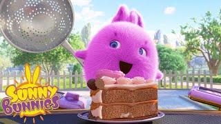 Video SUNNY BUNNIES - Rebanada de la torta   Dibujos animados para niños   WildBrain MP3, 3GP, MP4, WEBM, AVI, FLV Juli 2019