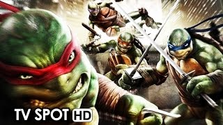 Teenage Mutant Ninja Turtles Official TV Spot - Brothers (2014) HD